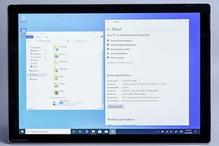 Surface Pro 5 2017 | SSD 128GB | core i5 | RAM 4GB | 97% - IMI178770