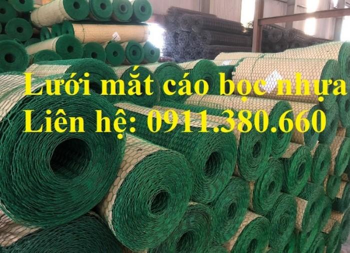 Nơi bán lưới mắt cáo bọc nhựa khổ 0,5m/ cuộn; 1m/cuộn0