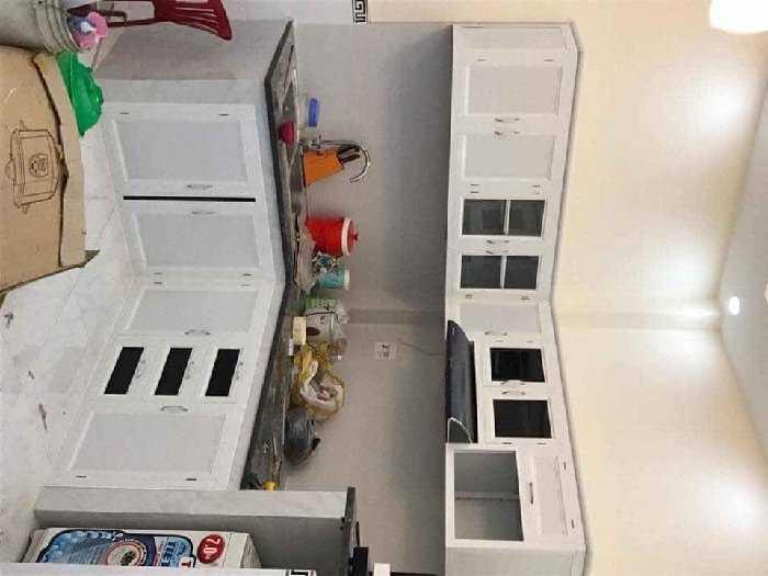 Tủ bếp nhôm kính, tủ đặt cao cấp4