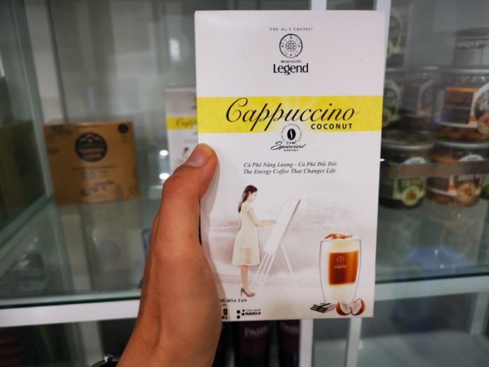 Với sản phẩm này, giờ đây bạn không cần phải ra quán vẫn có ngay một tách cà phê cappuccino ngon đúng vị nước Ý.4