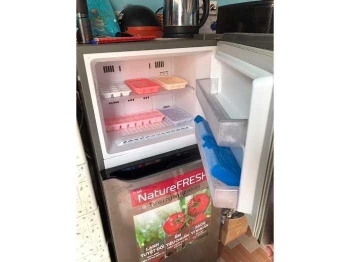 Tủ lạnh LG inverter 250l tiết kiệm điện1