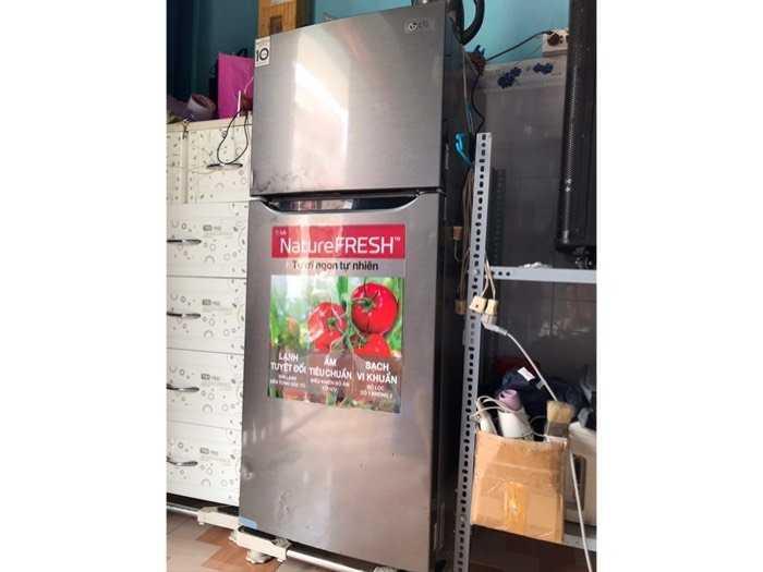 Tủ lạnh LG inverter 250l tiết kiệm điện2