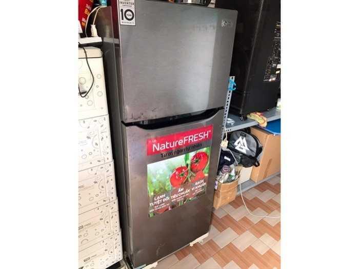 Tủ lạnh LG inverter 250l tiết kiệm điện3