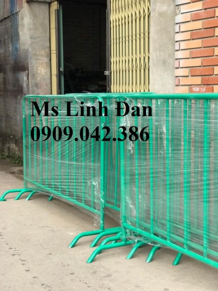 Lưới thép hàng rào di động, lưới thép hàng rào chắn tạm thời,18