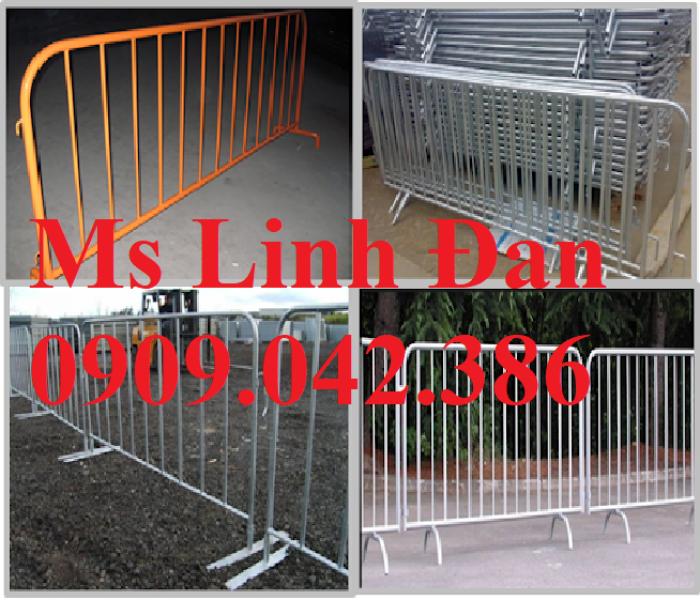 Lưới thép hàng rào di động, lưới thép hàng rào chắn tạm thời,7