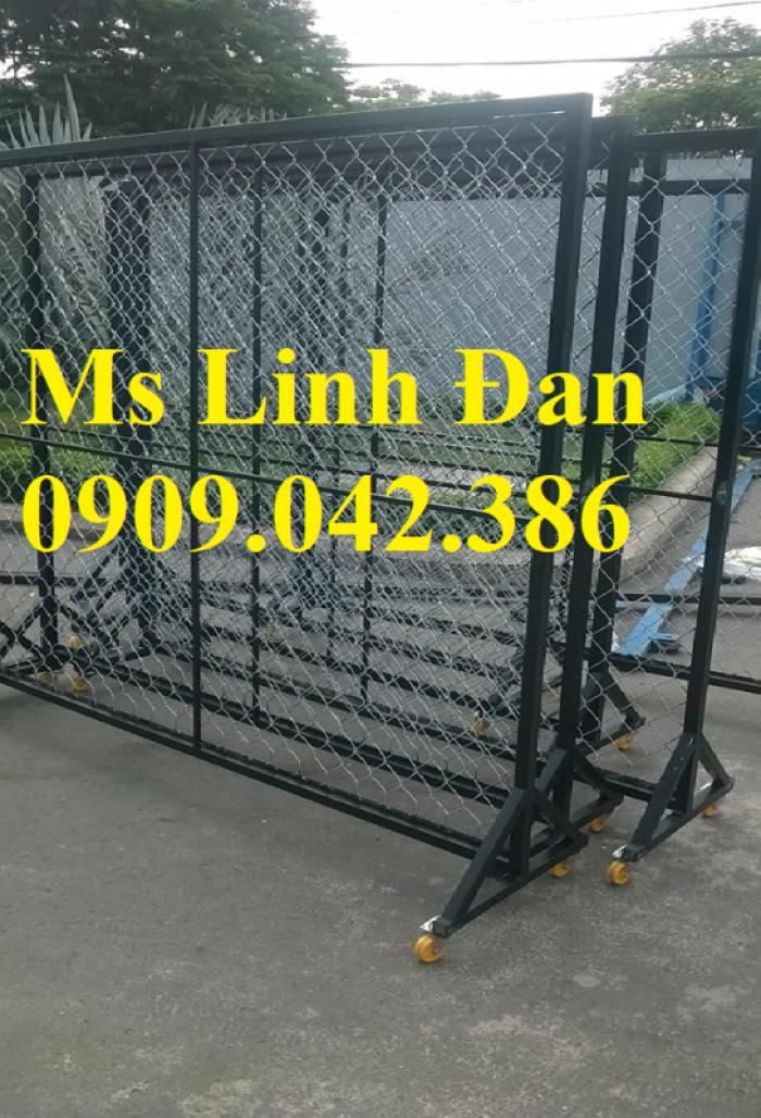 Lưới thép hàng rào di động, lưới thép hàng rào chắn tạm thời,24