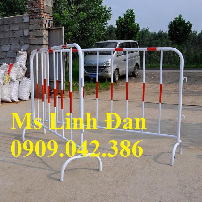 Lưới thép hàng rào di động, lưới thép hàng rào chắn tạm thời,19