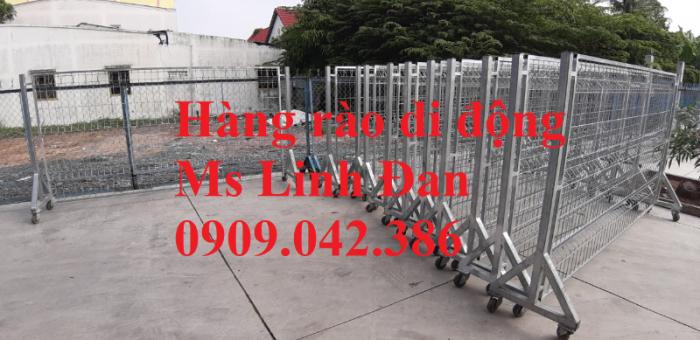 Lưới thép hàng rào di động, lưới thép hàng rào chắn tạm thời,8