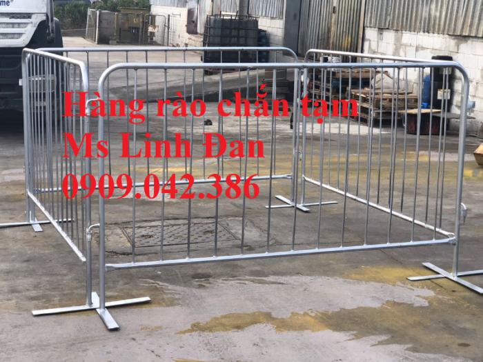 Lưới thép hàng rào di động, lưới thép hàng rào chắn tạm thời,13