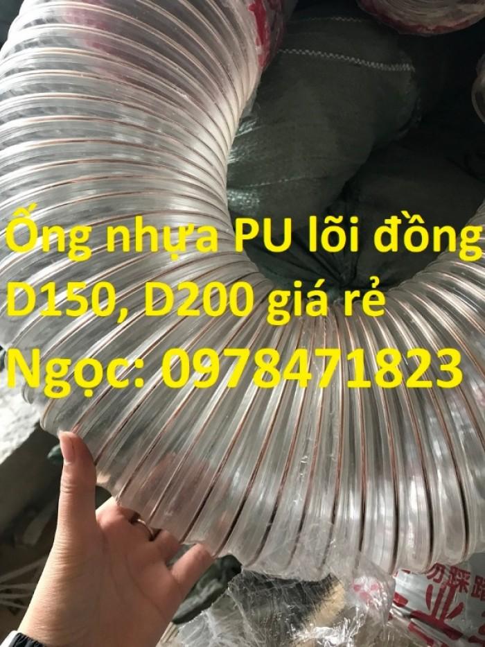 Nơi bán ống nhựa PU lõi thép mạ đồng phi 50, phi 60, phi 75, phi 100, phi 1104