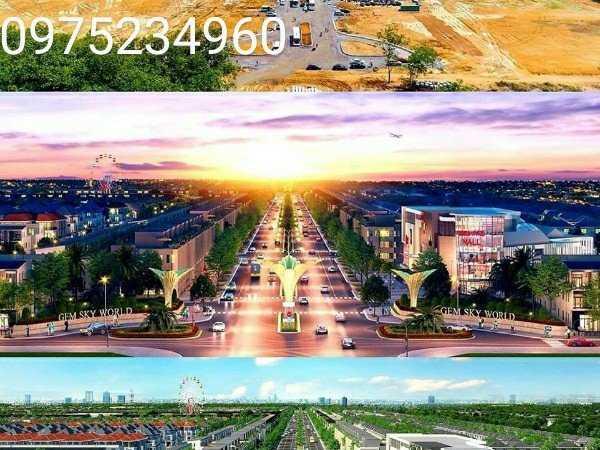 Khu đô thị gần sân bay long thành3