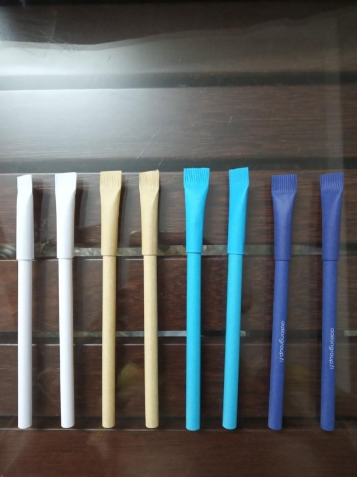 Brandde chuyên sản xuất cung cấp bút bi giấy in ấn logo quảng cáo11