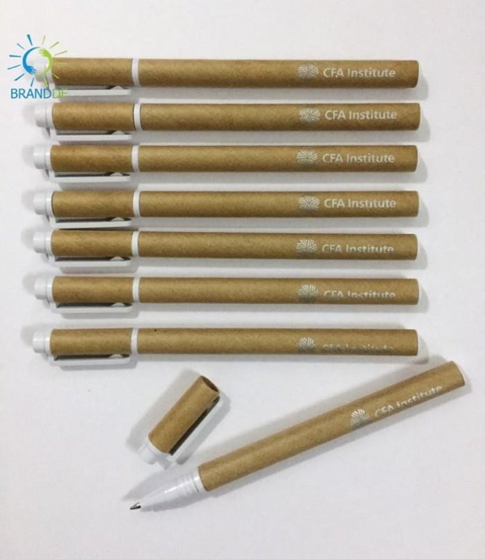 Brandde chuyên sản xuất cung cấp bút bi giấy in ấn logo quảng cáo14