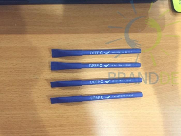 Brandde chuyên sản xuất cung cấp bút bi giấy in ấn logo quảng cáo9