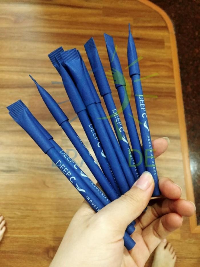 Brandde chuyên sản xuất cung cấp bút bi giấy in ấn logo quảng cáo15