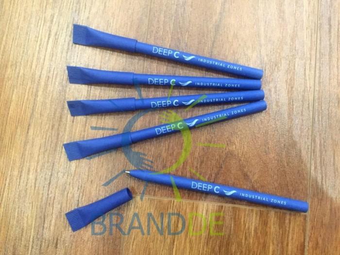 Brandde chuyên sản xuất cung cấp bút bi giấy in ấn logo quảng cáo13