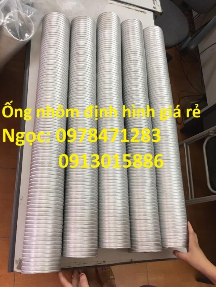 Địa chỉ bán ống nhôm nhún( ống gió mềm nhôm cứng) giá rẻ.5