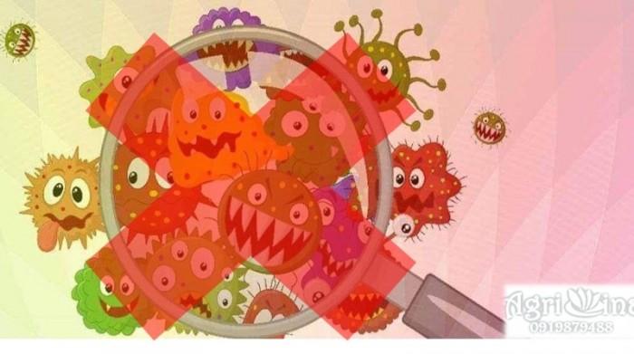 Hóa chất diệt khuẩn14