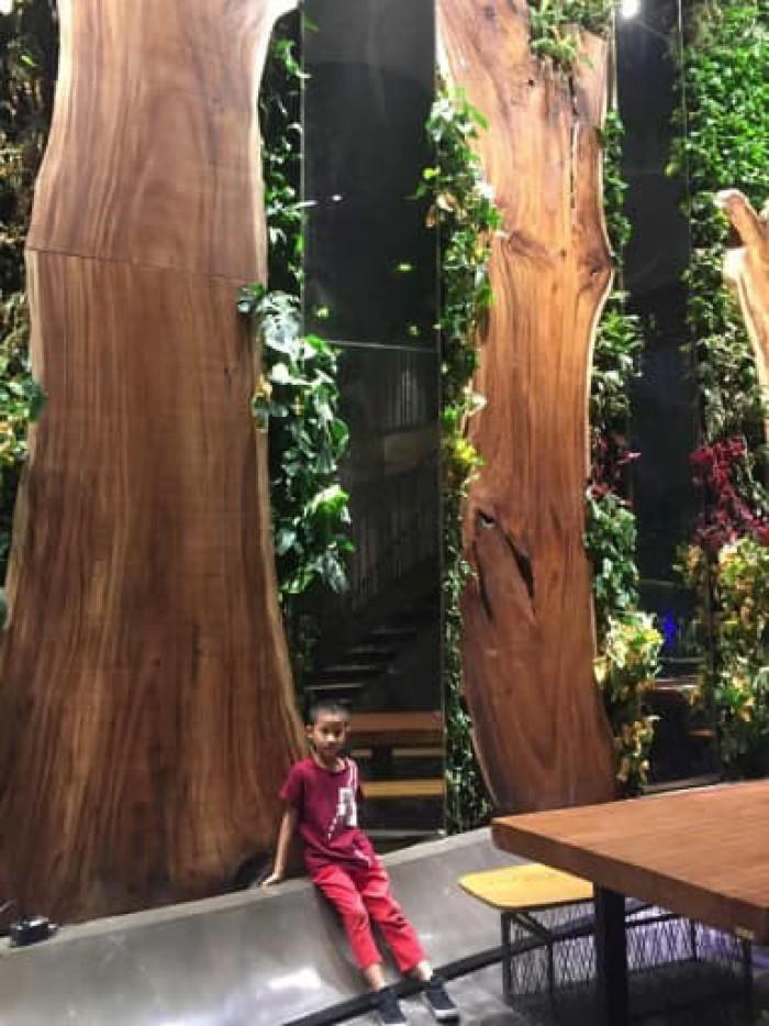 Mua Mặt bàn gỗ me tây nguyên miềng, mua đôn gỗ, chân bàn sắt TPHCM  0986 68 69683