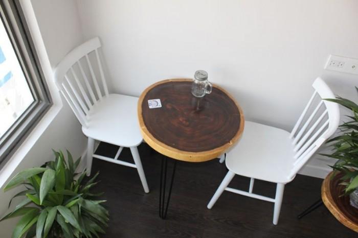 Mua Mặt bàn gỗ me tây nguyên miềng, mua đôn gỗ, chân bàn sắt TPHCM  0986 68 696811