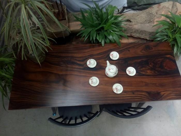 Mua Mặt bàn gỗ me tây nguyên miềng, mua đôn gỗ, chân bàn sắt TPHCM  0986 68 696816