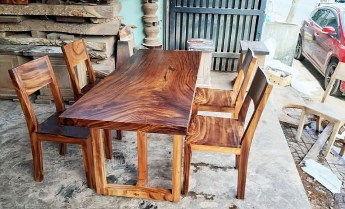 Mua Mặt bàn gỗ me tây nguyên miềng, mua đôn gỗ, chân bàn sắt TPHCM  0986 68 696818
