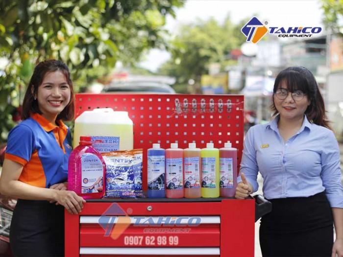 Dung dịch rửa xe không chạm Ventek VET75 20 lít Tại Plêy Ku2