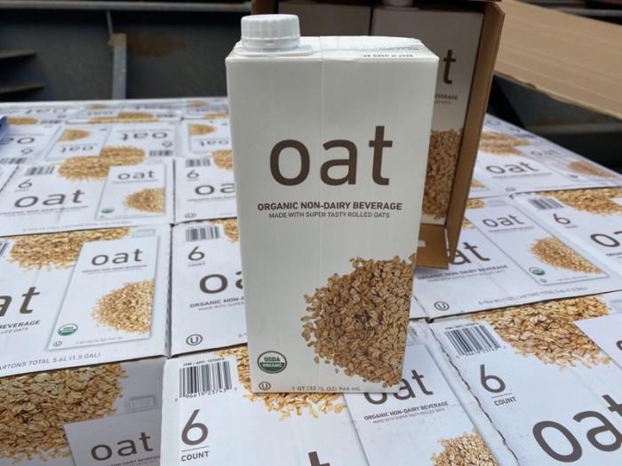 Sữa hạt dinh dưỡng hữu cơ1