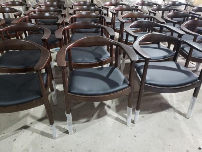 Ghế gỗ 7 xong đẹp và sang giá tại nơi sản xuất4