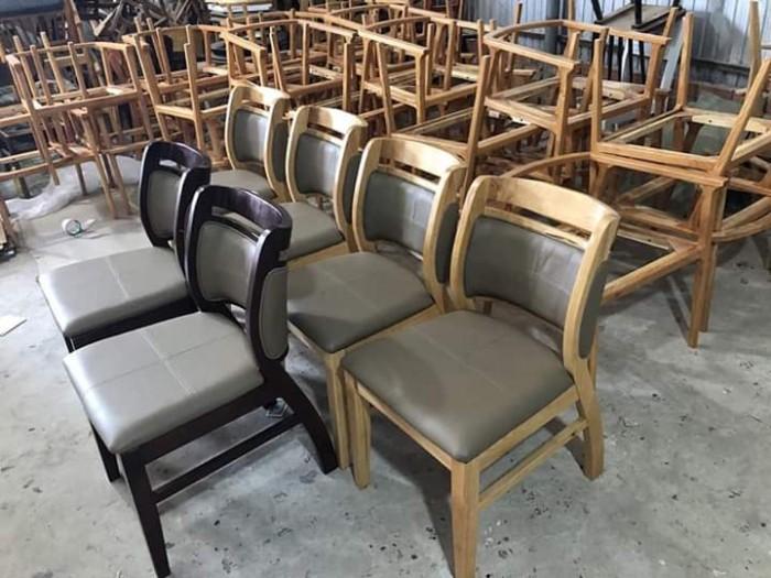Ghế gỗ 7 xong đẹp và sang giá tại nơi sản xuất5