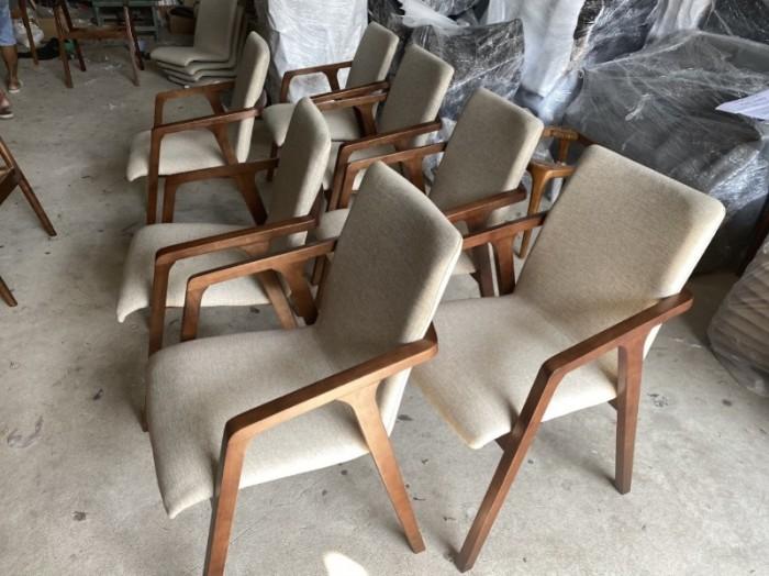 Ghế gỗ 7 xong đẹp và sang giá tại nơi sản xuất6