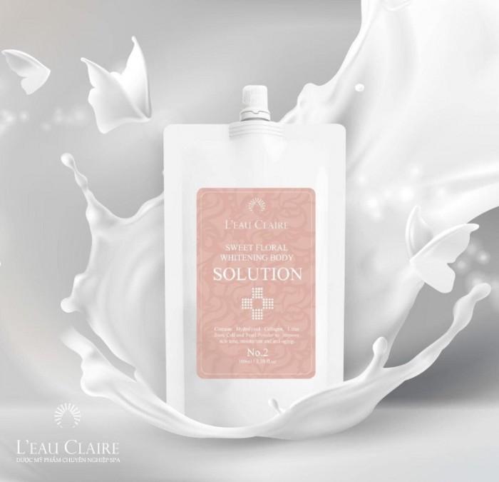 Sữa ủ trắng body hương hoa ngọt ngào (100ml)0