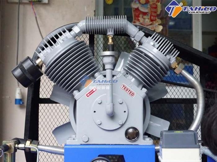 Máy nén khí Gezmany GZ600 7,5 HP tại Đăk Nông3