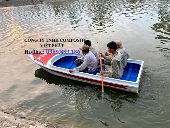 Thuyền nhưa : Tải trọng 600 kg4