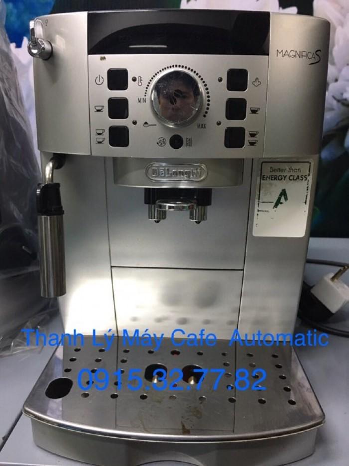 Thanh lý máy pha cà phê tự động1