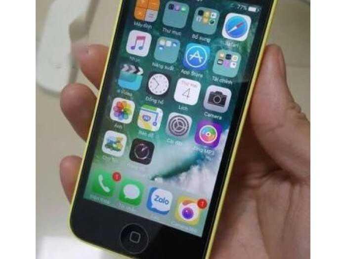 I phone 5c 16gb bản quốc tế mỹ (USA)0