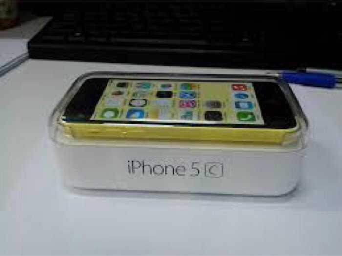 I phone 5c 16gb bản quốc tế mỹ (USA)1