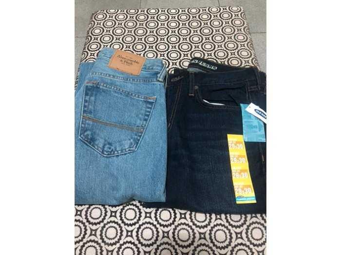 Pass quần jeans chính hãng AF, oldnavy0