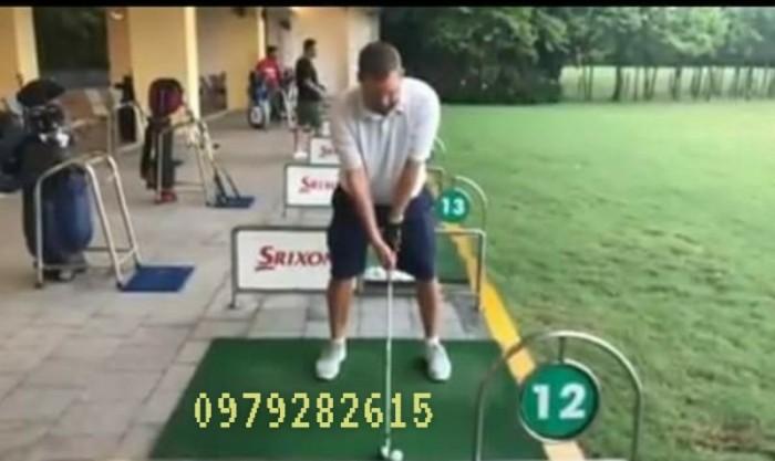 Thảm phát banh golf mới 100%0
