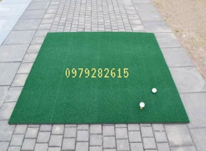 Thảm phát banh golf mới 100%3