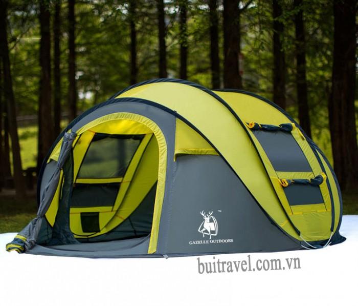 Lều vàng chanh 4-6 người Gazelle Outdoors GL12650