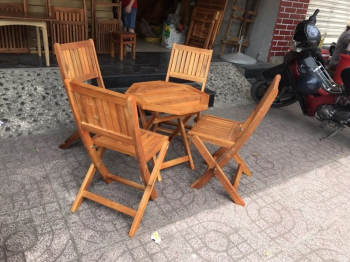 Ghế gỗ quán ăn,quán nhậu,cà phê,trà sữa..4