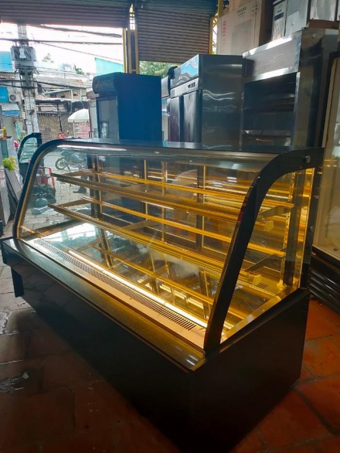 Tủ trưng bày và bảo quản bánh kem0