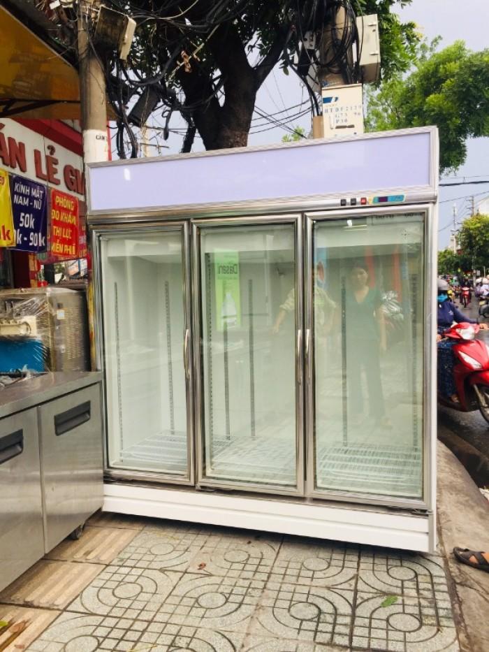 Tủ mát 3 cánh Đài Loan 1500L0