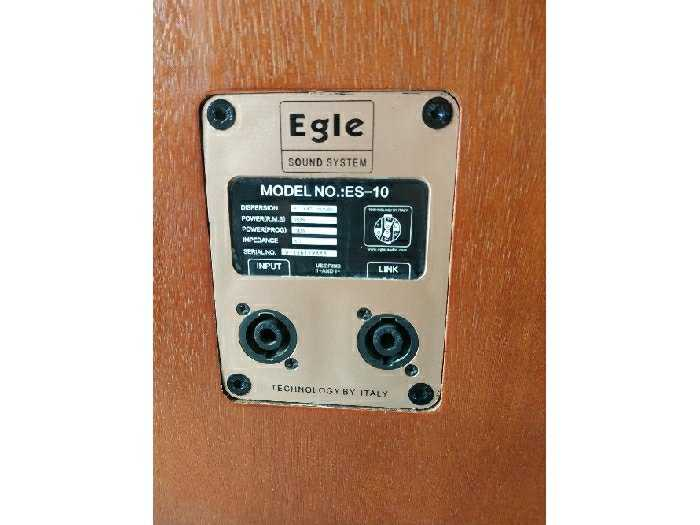 Loa full Egle ES - 10 ITALIA hãng SR2