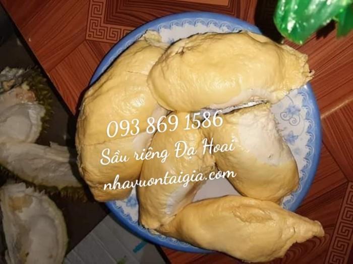 Sầu riêng Đa Hoai Lâm Đồng cơm sầu riêng Ri 60