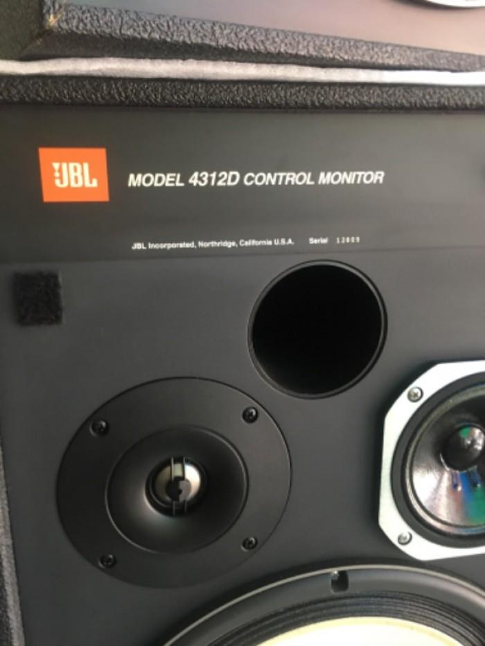 Chuyên bán Loa JBL 4312D  (USA) hàng đẹp Long lanh1