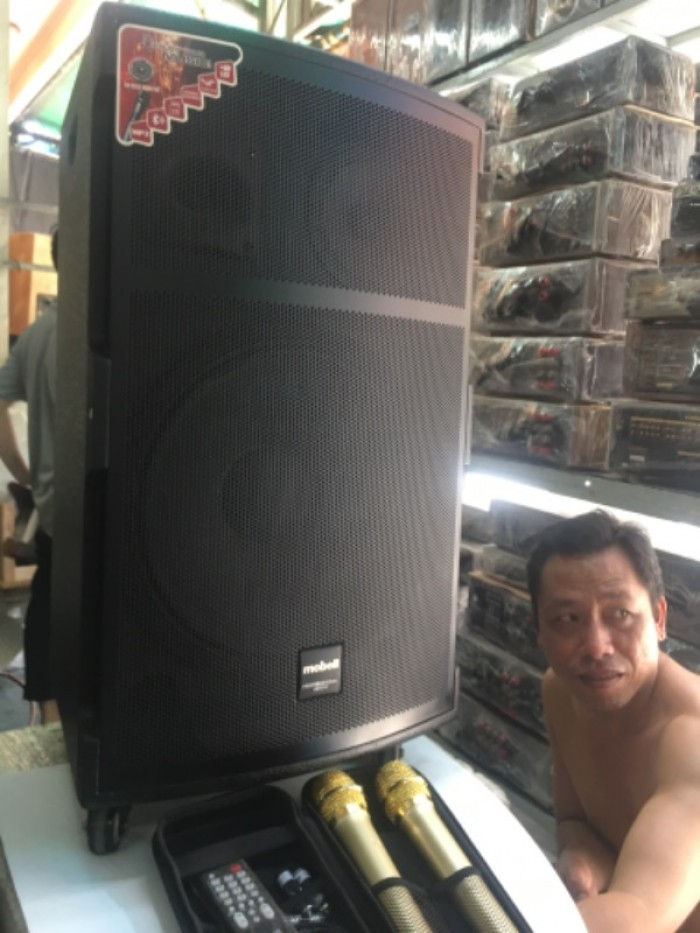 Chuyên bán Loa kéo mobell K2501 800W hàng đẹp Long lanh2