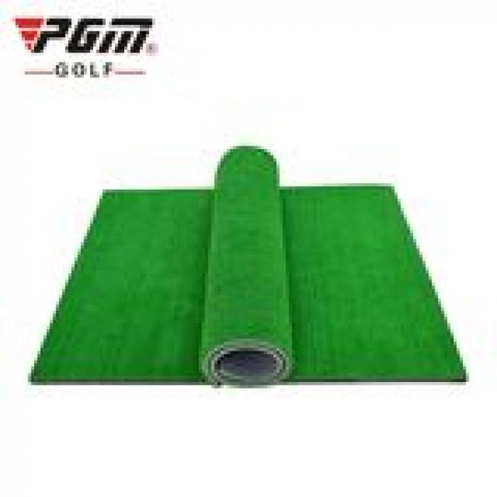 Thảm tập golf PGM 2 lớp hàng nhập khẩu3