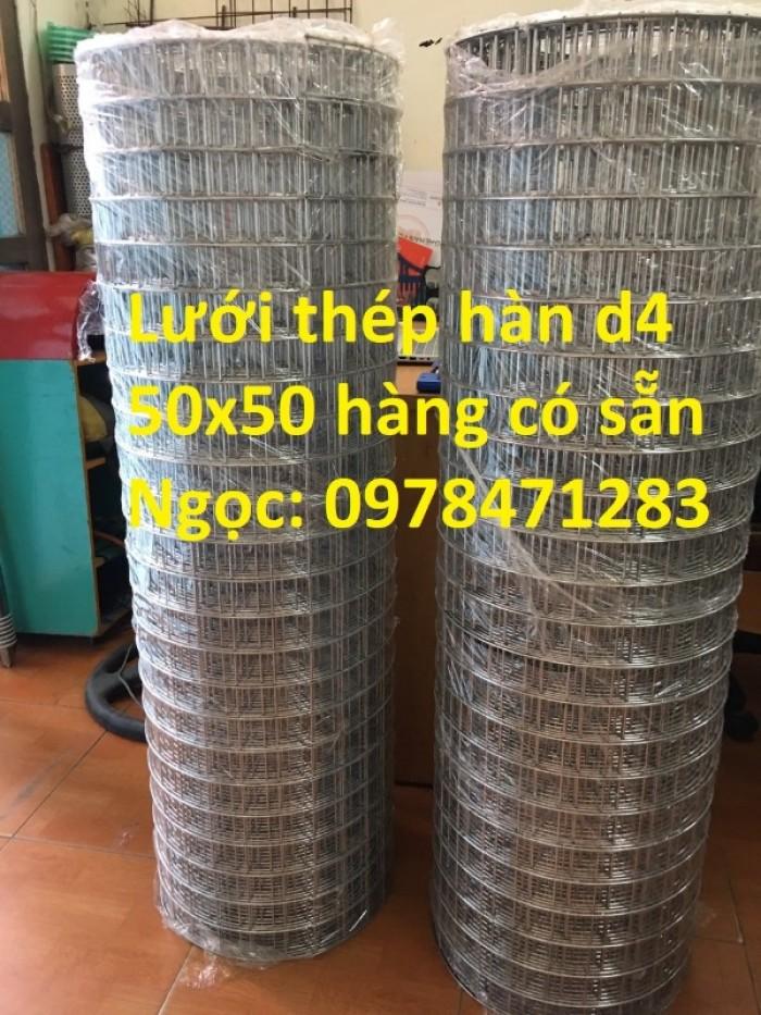Hàng rào lưới thép hàn chấn sóng D5 A50x100 số lượng lớn8